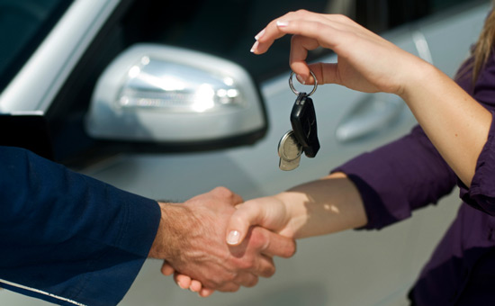 Long term car rental services